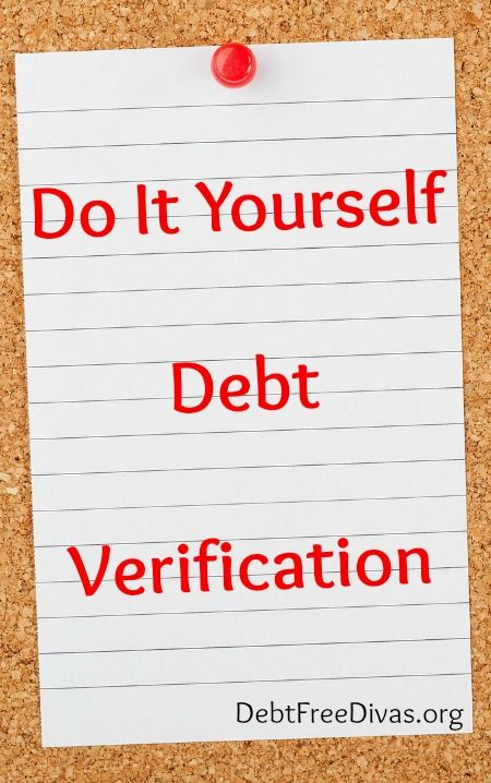Please do not get duped into paying thousands for something that can be done for the price of a postage stamp. DIY Debt Verification.