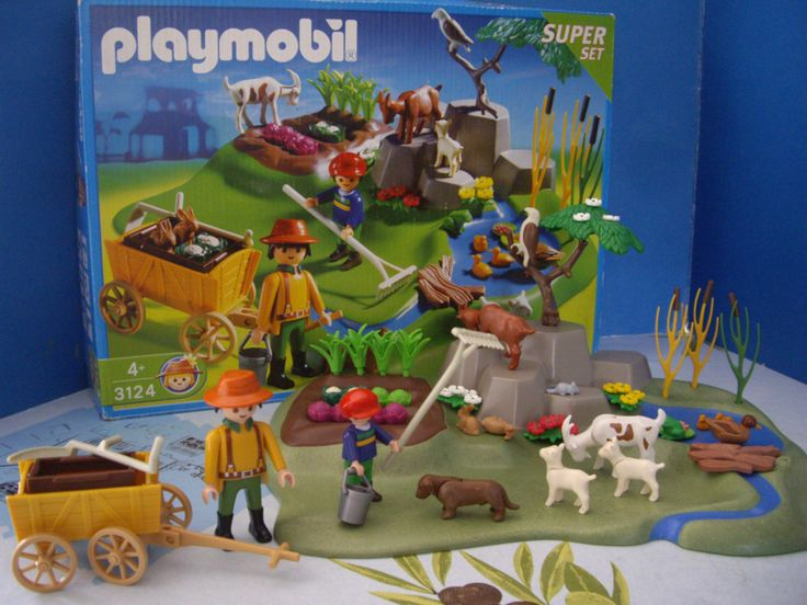 Playmobil - Set Ferme N°3124 - Neuf et d'occasion sur PriceMinister