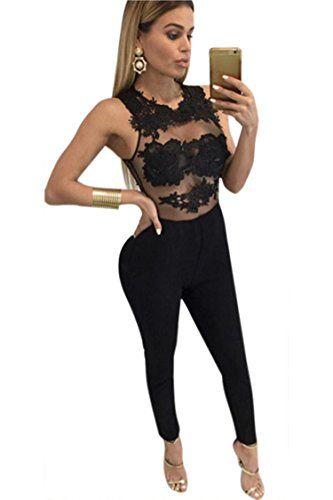 Damen mode Blumen Jumpsuit Bodysuit Overall Turnanzug Rom... https://www.amazon.de/dp/B01HCRPXD2/ref=cm_sw_r_pi_dp_x_eX0OybXTRK705