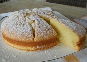 Torta Morbida al Mascarpone.