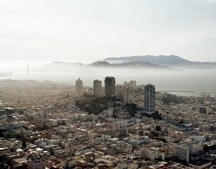Gabriele Basilico  San Francisco, 2007