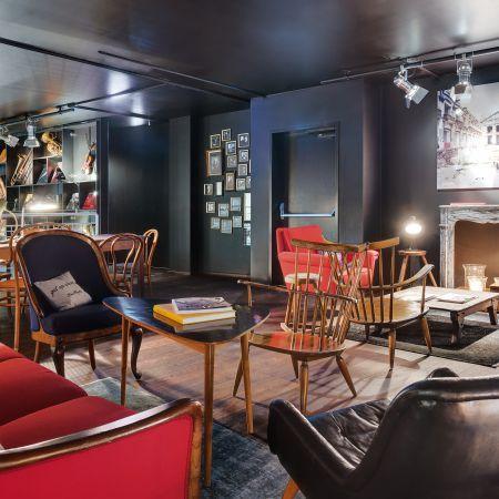 Design Hotel Wien - Günstig buchen | Ruby Sofie Hotel & Bar