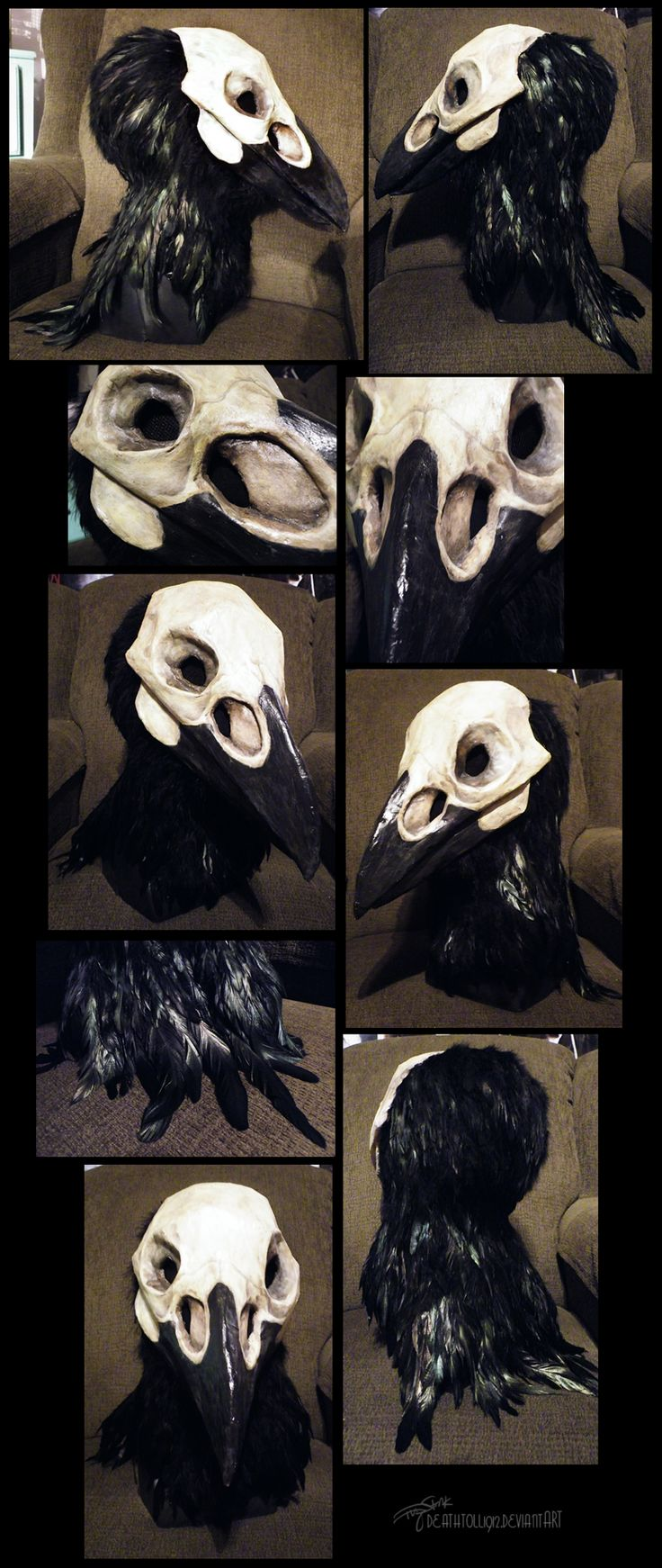 Black Aggie by deathtoll1912.deviantart.com on @deviantART