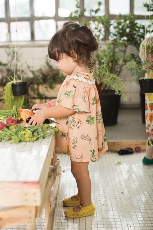 De Kleine Etalage houdt van meisjes kleding