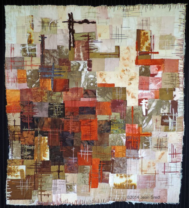 17 Best Images About Abstract Art Quilts On Pinterest