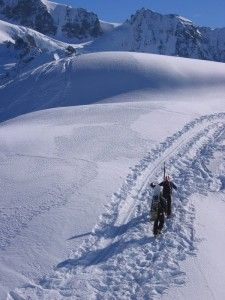 Mt Baker Snowshoeing on Bellingham weekend. Website has list of trails and access locations.