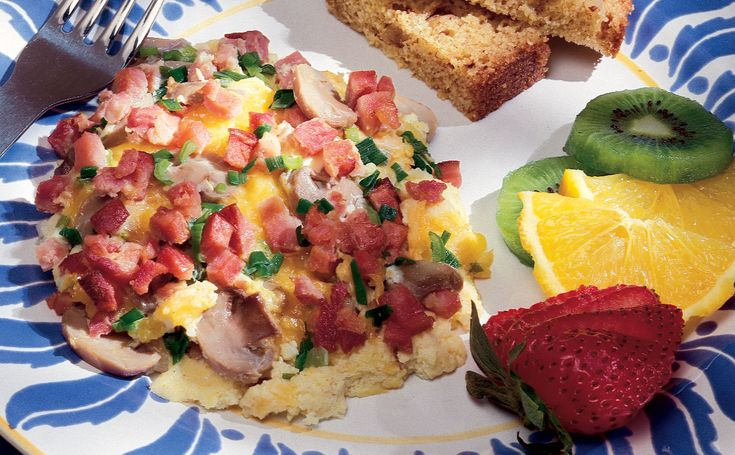 1000+ images about Brunch & Breakfast on Pinterest | Scrambled eggs ...