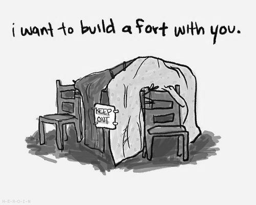 .Forts Buildings, Stuff, Funny Shit, Funny Pictures, Blankets Cont, Buildings A Forts, Bangs Bangs, Dirty Fun, Forts Fuck