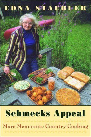 Schmecks Appeal: More Mennonite Country Cooking by Edna Staebler, http://www.amazon.ca/dp/0771082592/ref=cm_sw_r_pi_dp_JMCtsb0WX1WD6