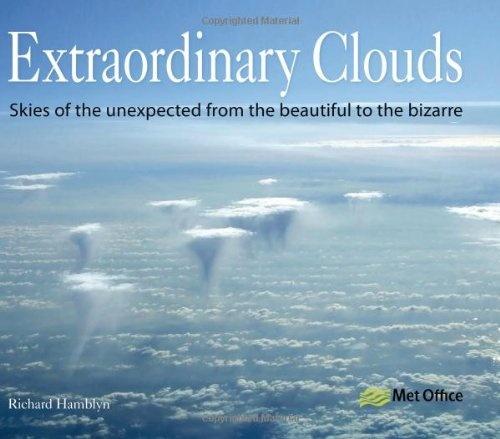 Extraordinary Clouds by Richard Hamblyn