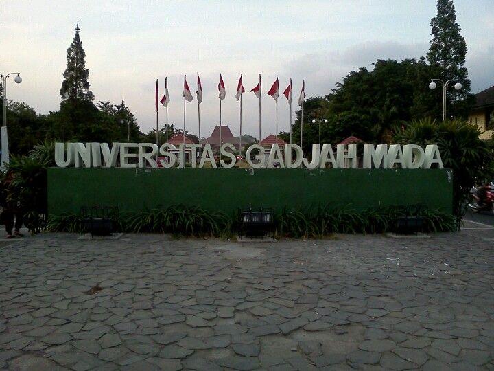 Universitas Gadjah Mada (UGM) in Sleman, DI Yogyakarta