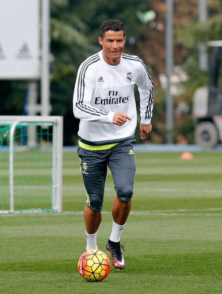 Cristiano carita de picaron! Real Madrid CF