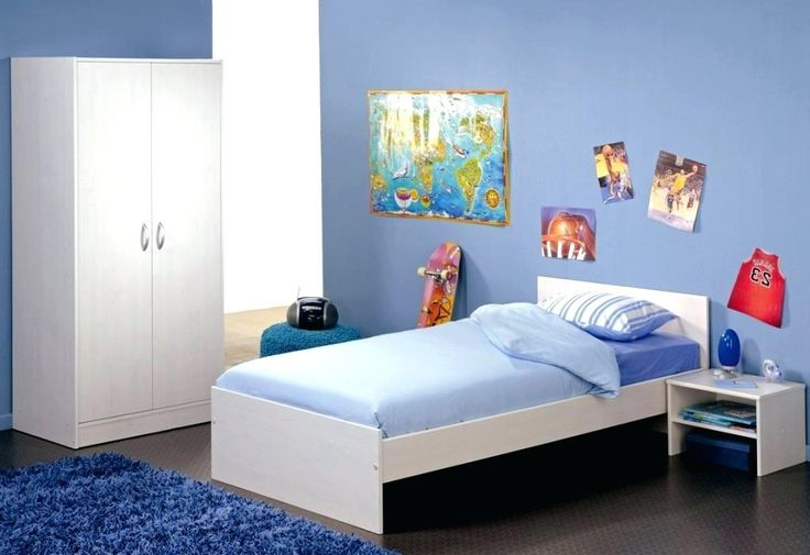Simple Children Bed Design In 2020 Simple Bedroom Decor Small
