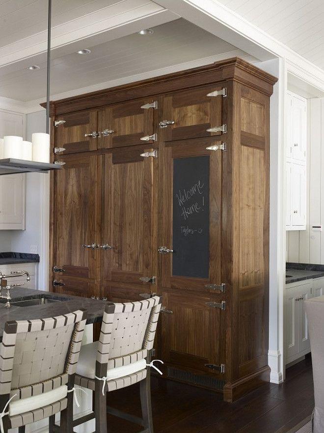 best 25+ refrigerator cabinet ideas on pinterest | kitchen