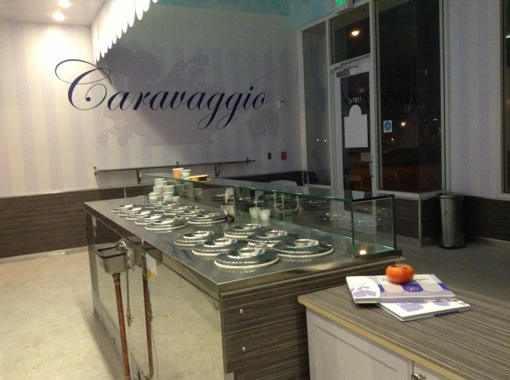 Caravaggio: Italian gelato spot opens in Berkeley