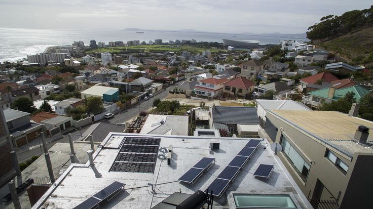 Solar P.V in Cape Town #PowerYourself  #GoGreen