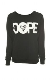 Ezola Diamond Dope Sweater