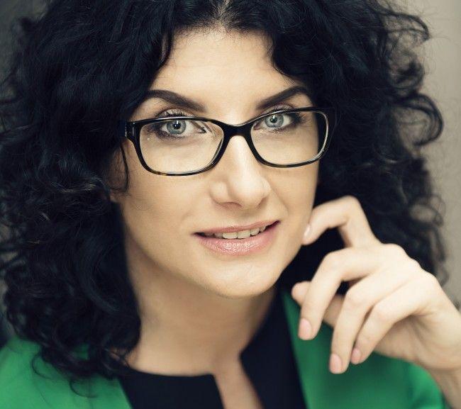 KATARZYNA SZCZERBOWSKA Dyrektor kreatywna, właścicielka marki MK Design – dekoracje okienne w Gdańsku.