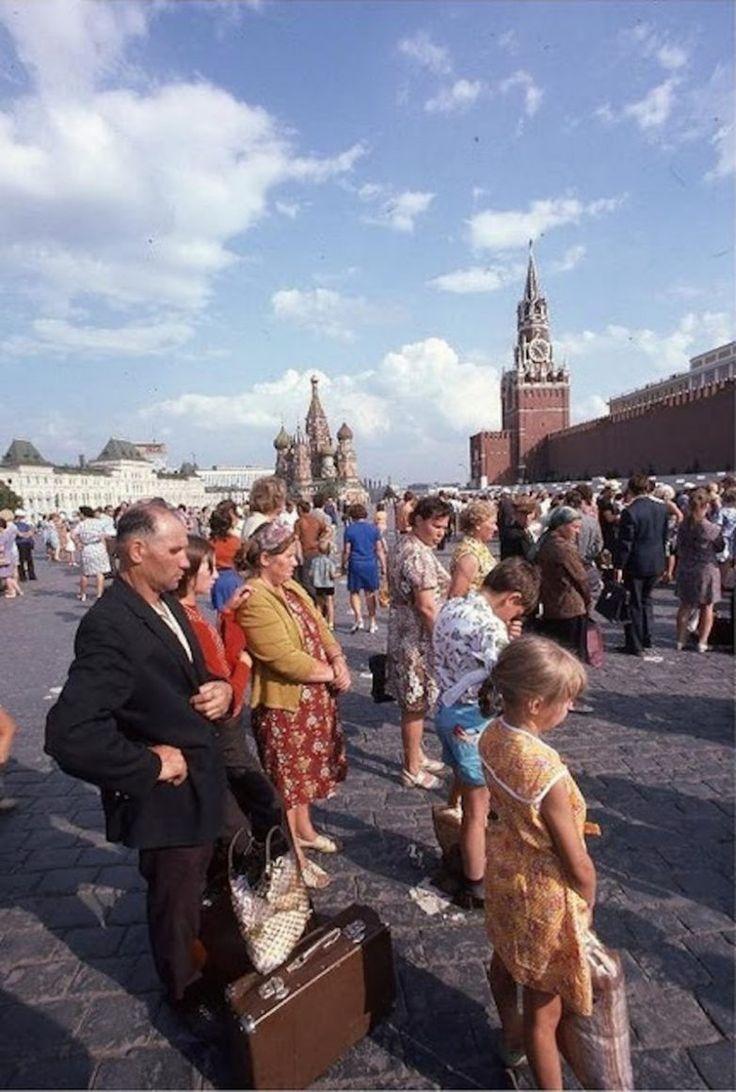 Москва 1975 года / Назад в СССР / Back in USSR