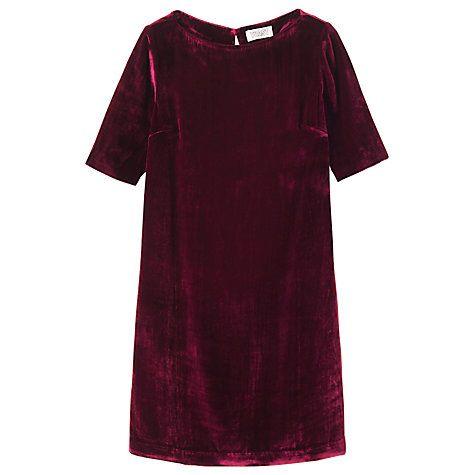 Buy Toast Velvet Tunic Dress Online at johnlewis.com
