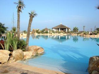 Riu Tikida Dunas in Marokko - Agadir