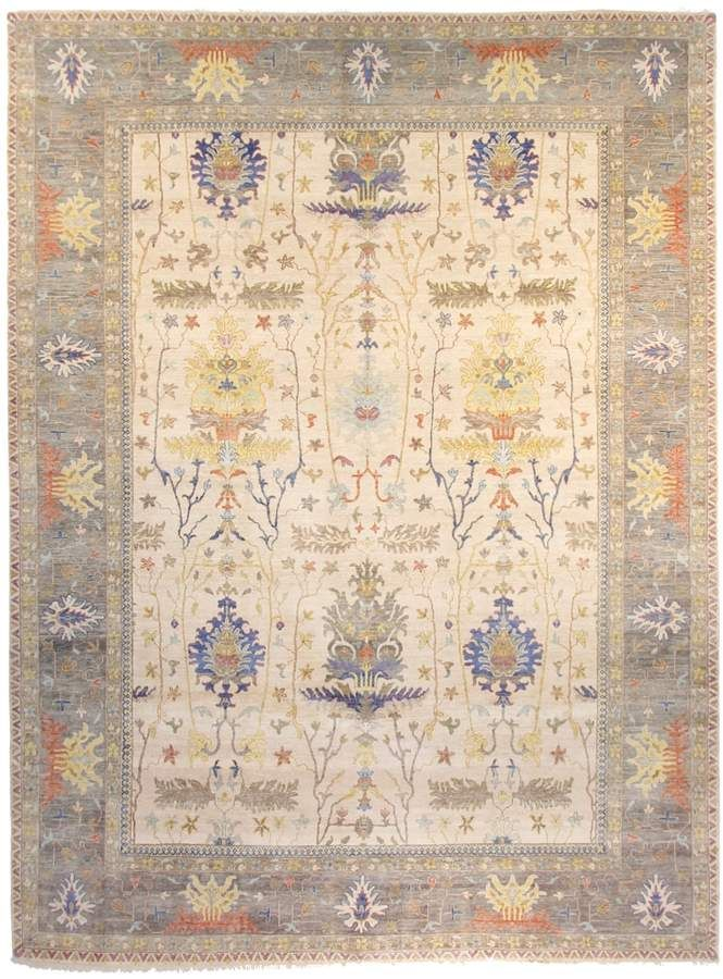 Mice Hand Knotted Wool Rug Great