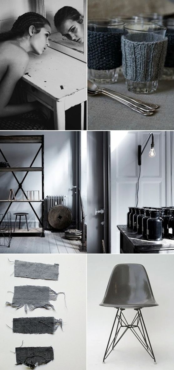 STIL INSPIRATION: Autumn mood - Grey