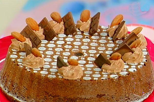 Ricetta Torta caprese - Sal De Riso