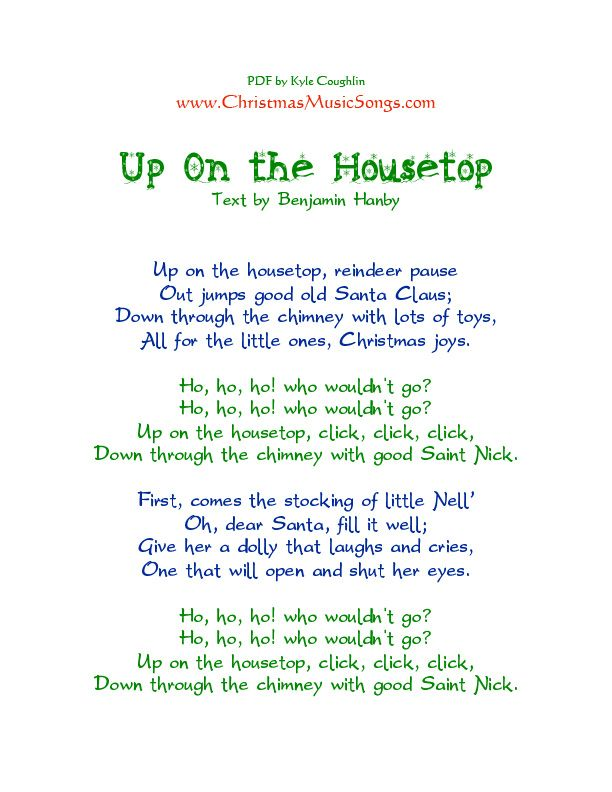 Up On The Housetop Lyrics In 2020 Christmas Songs Lyrics Winter Song Lyrics Christmas Carols Lyrics Bb c dm c bb and you. christmas songs lyrics