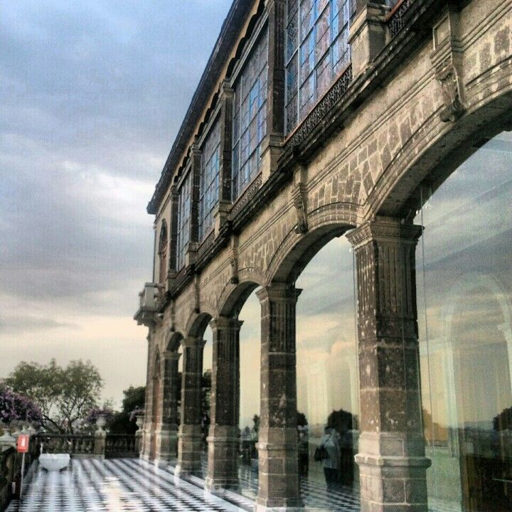 Museo Nacional de Historia (Castillo de Chapultepec) en Miguel Hidalgo, Distrito Federal