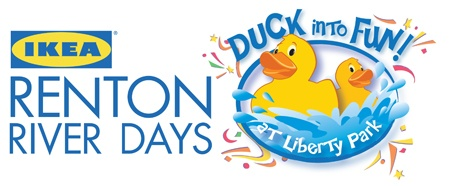 You can NOT miss Renton River Days, July 27-29 in Downtown Renton and Liberty Park!