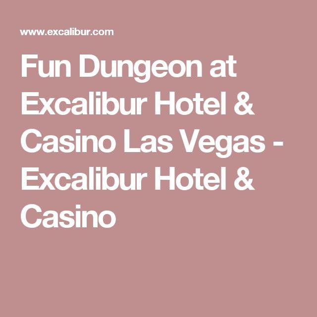 Fun Dungeon at Excalibur Hotel & Casino Las Vegas - Excalibur Hotel & Casino