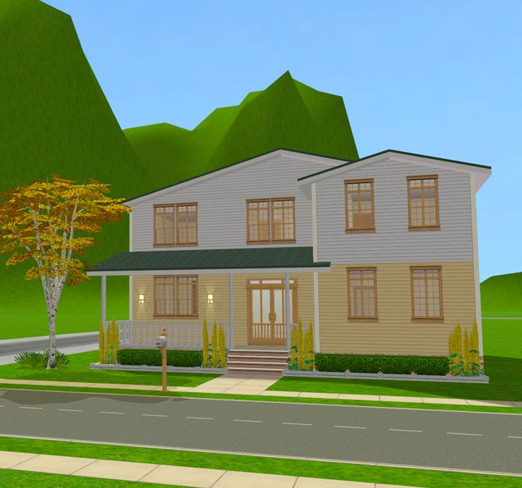 how to build outside lot sims 4