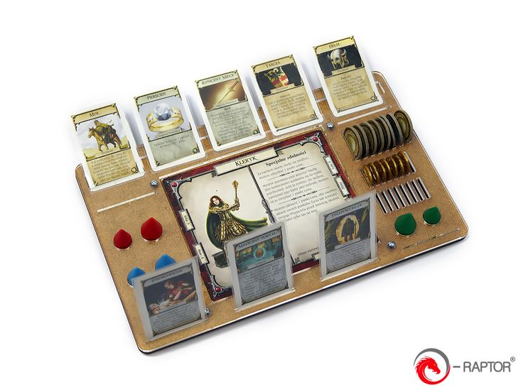 What do you think about the upgraded version of our Talisman organizer?