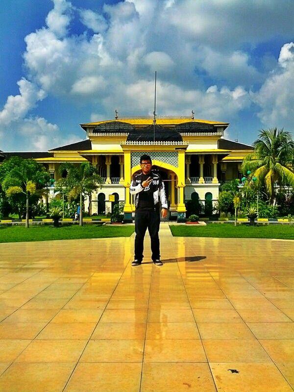 Istana Maimun - Medan,Indonesia