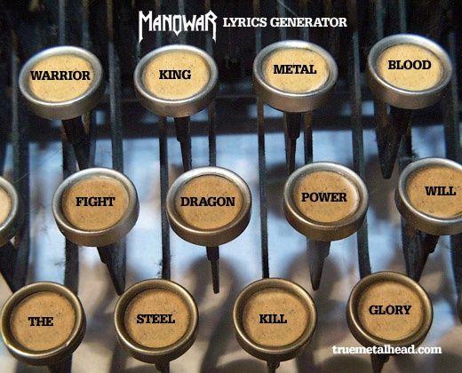 O czym najczęściej śpiewają metalowcy – już wiemy, dzięki analizie komputerowej - Joe Monster