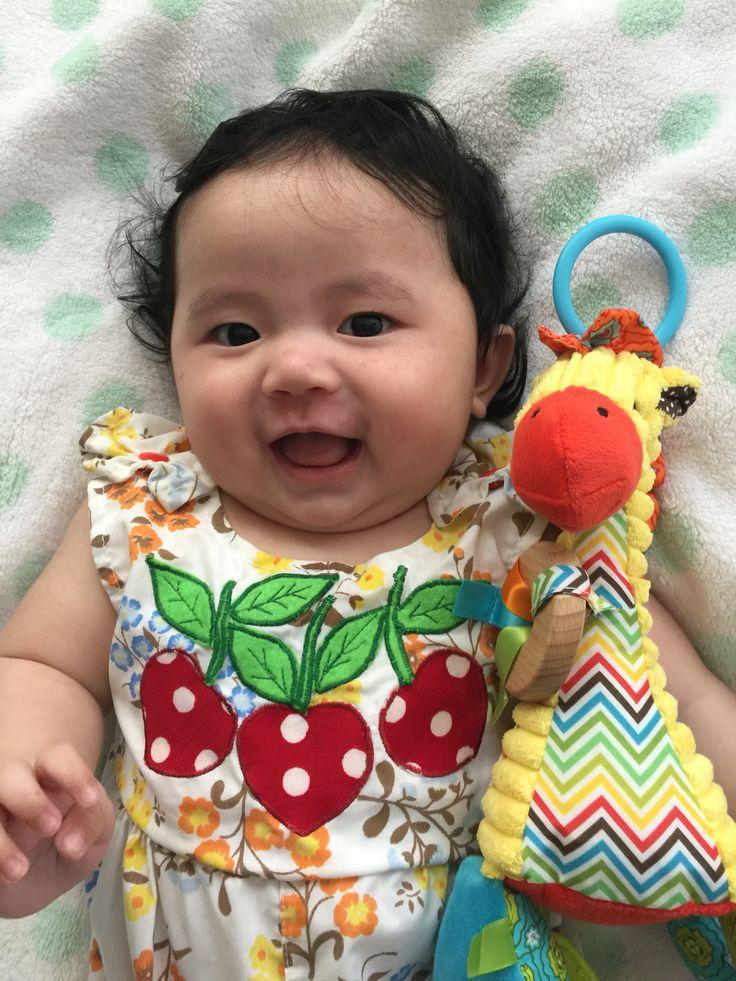 Kayla 4 month