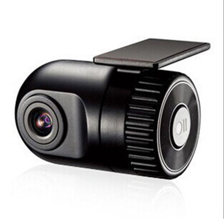Creative Mini Bullet Car DVR Auto Vehicle Camera Video Recorder Camcorder Dash Camera HD DVR 140 Wide Degree