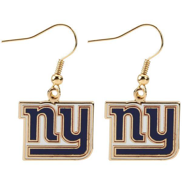 New York Giants Logo Wire Earrings, $7.99