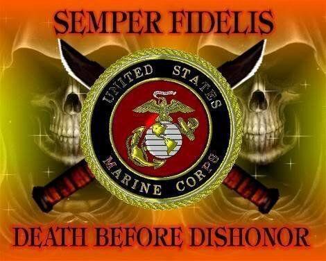 God bless the marine corps 5