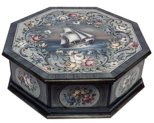Jansen Art Online Store - P1037 The Hoecker Dutch Packet Ship,