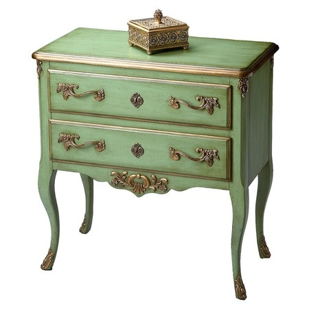 Butler Dauphine Accent Chest: Dakota Chest, Brass Hardware, Jade Drawers, Accent Chest, Master Bedrooms, Antiques Brass, Drawers Chest, Gold Highlights, Parksley Accent