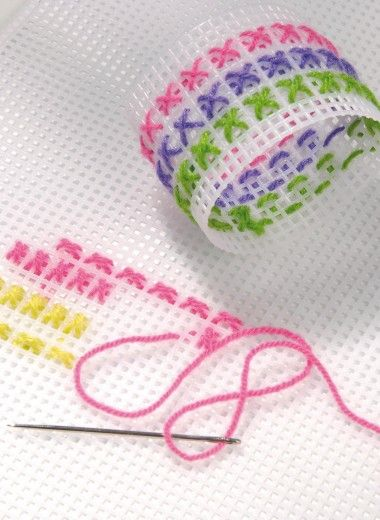 Canevas en plastique Broderie, broderie & tricot Achat en ligne