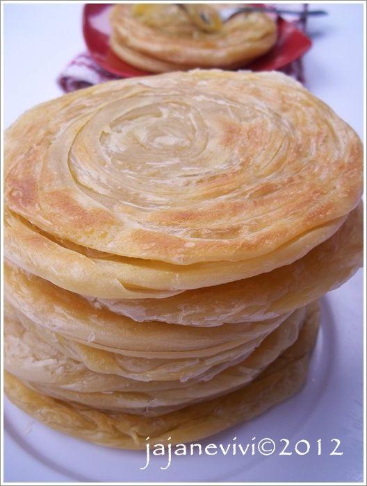 SEMPURNA.....:) Yiippppiiiy yeaaayyy.... akhirnya selesai juga, alhamdulillah Ya Allah.... Roti maryam bukan kue ba...