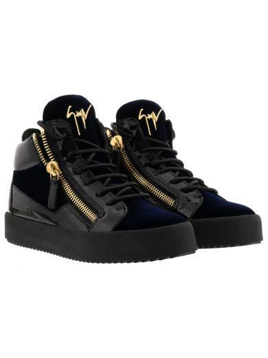 GIUSEPPE ZANOTTI Giuseppe Zanotti Sneakers Kriss. #giuseppezanotti #shoes #giuseppe-zanotti-sneakers-kriss