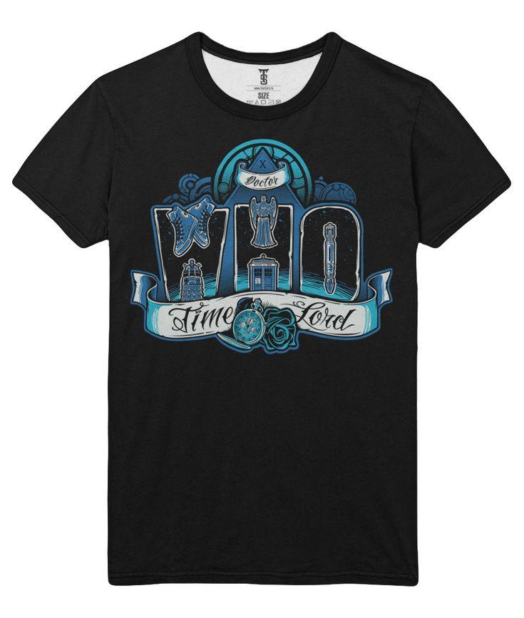 nice T-shirt Time Lord Prints Adventures Time Lord David Tennant Loot Merch  -   #amazon #Apparels #australia #boy #buy #ebay #Female #girls #india #kids #loot #Male #merch #merchandise #purchase #shirts #t-shirts #ukMerch