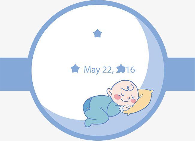 32+ Sleeping baby boy clipart ideas