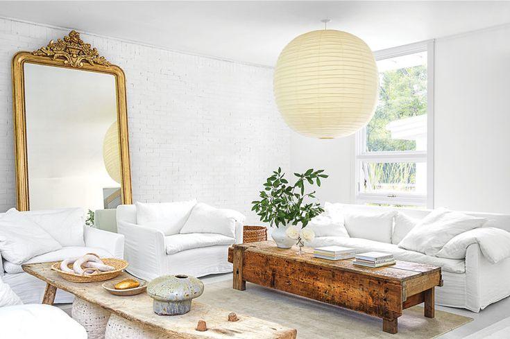 Step Inside HGTV Star Leanne Ford's All-White Home — House ...