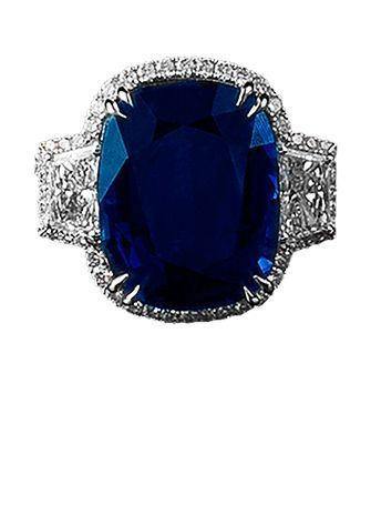 www.SocietyOfWomenWhoLoveShoes.org Sapphire ring