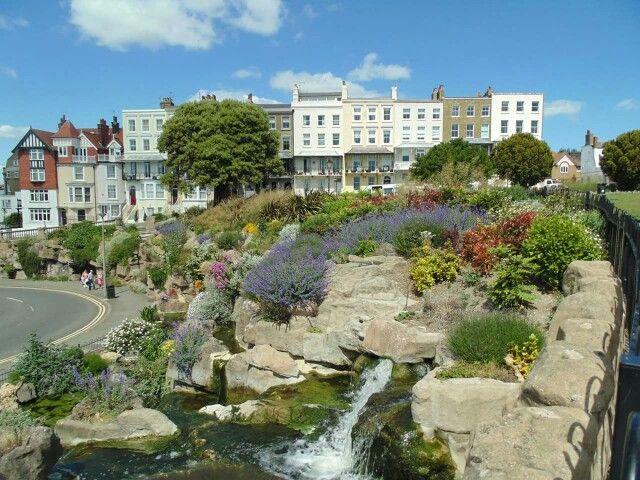 Maridian falls Ramsgate Kent